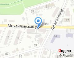 Компания Политерм на карте города