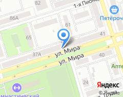 Компания Владимирское экспертно-консультативное бюро на карте города