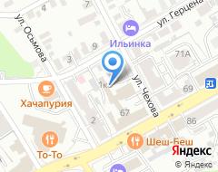 Компания СК33 на карте города