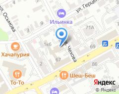 Компания СтройКомплект на карте города