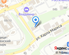 Компания РусКом на карте города