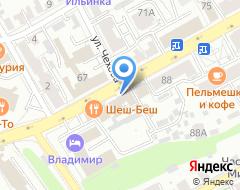 Компания Золотые ворота на карте города