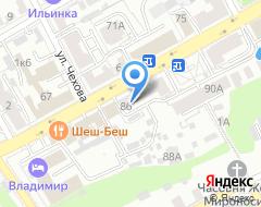 Компания Стиль-Сервис на карте города