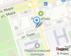 Компания ВеКот на карте города