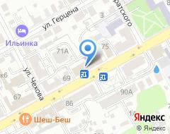 Компания Инстройдом на карте города