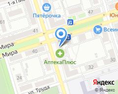 Компания Плиточник на карте города
