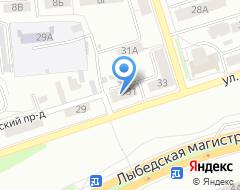 Компания МАТРЁШКА на карте города