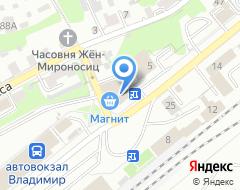 Компания Рус-Спорт на карте города