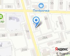 Компания ЭЛЛДА на карте города
