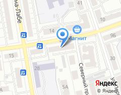 Компания Оптовик на карте города