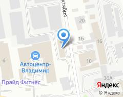 Компания Строй-Пласт на карте города