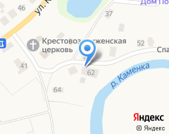 Компания Спасская горка на карте города