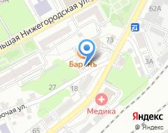 Компания Промальп.Эксперт на карте города