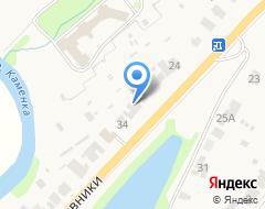 Компания У Юлии на карте города