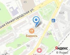 Компания Артстройка33 на карте города
