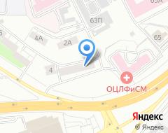 Компания Дверькомплект на карте города