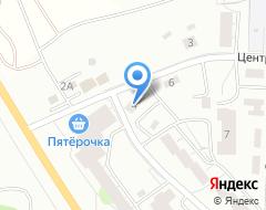 Компания Строительный магазин на карте города