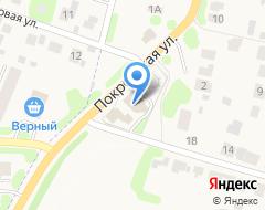 Компания Алексеевская усадьба на карте города
