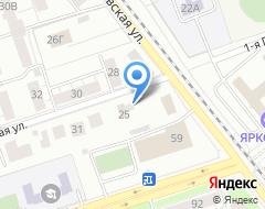 Компания Владимирский центр кадастровых работ на карте города