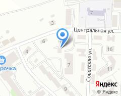 Компания КвадроКом на карте города