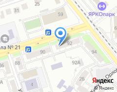 Компания Панорама на карте города