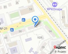 Компания СПБВЕРГАЗ, ЗАО на карте города