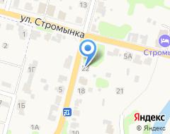 Компания Гостевой дом на Покровской на карте города
