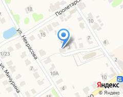 Компания Людмила на карте города