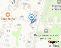 Компания Покровская лавка на карте города