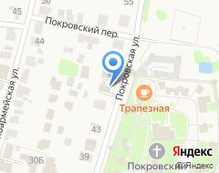 Компания С русской баней на карте города