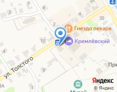 Компания Семеновъ на карте города
