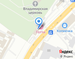 Компания ALFATOR GROUP на карте города