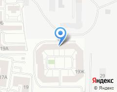 Компания Основа, ГК на карте города