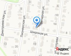Компания Плитэкс на карте города