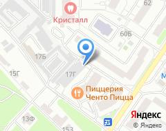 Компания Строитель на карте города