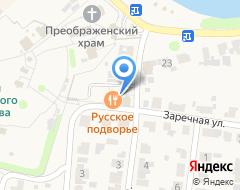 Компания Калач на карте города