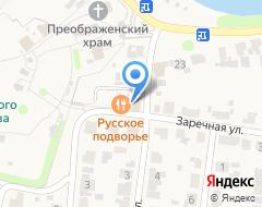 Компания Русское подворье на карте города