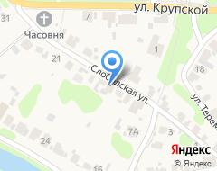 Компания Варваринский на карте города