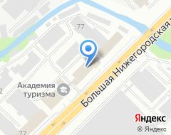 Компания Полимерсинтез на карте города