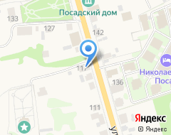Компания Русский сувенир на карте города