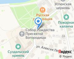 Компания Сувениры у Кремля на карте города