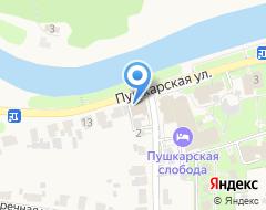 Компания Панорама Кремля на карте города