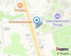 Компания Art Hotel Николаевский посад на карте города