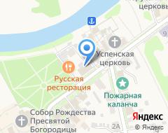 Компания Подворье мастеров на карте города