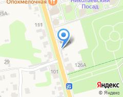 Компания Винная лавка на карте города