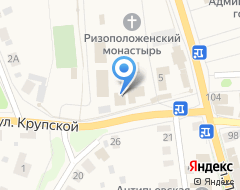 Компания ДЮСШ г. Суздаль на карте города