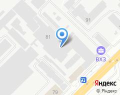 Компания Хоммет на карте города