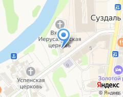 Компания Славянский на карте города