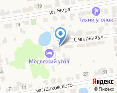 Компания Алёнушкин теремок на карте города