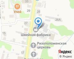 Компания Суздальская швейная фабрика на карте города